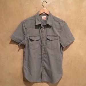 Lucky Brand Short Sleeve Shirt